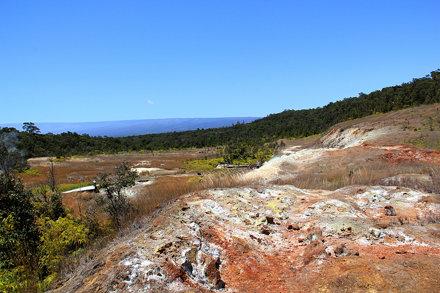 View of Sulphur Banks