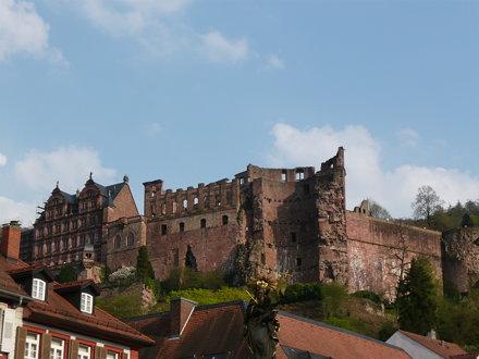 Heidelberger Schloss / Замъкът в Хайделберг