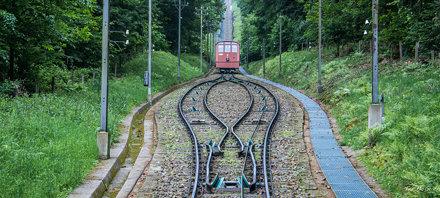 2018 - Germany - Heidelberg - Königstuhl Hill Funicular