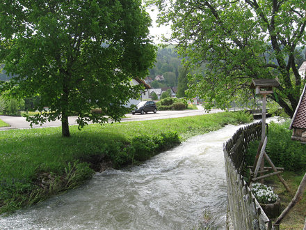 2013-05 Kawazuki week Oostenrijk (88) Wild stromend water