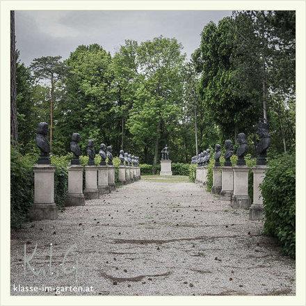 Gedenkstaette Heldenberg, NOE: kaiserallee | 2015-05