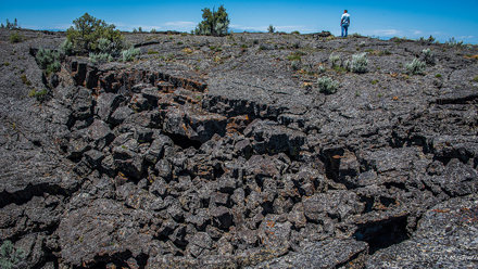 2016 - Road Trip - Hell's Half Acre Idaho - 2 of 4