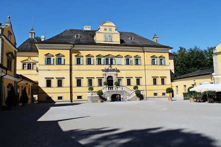 Hellbrunn Palace, Salzburg - Castello di Hellbrunn, Salisburgo