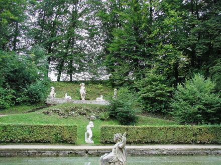 Hellbrunn Palace and Gardens