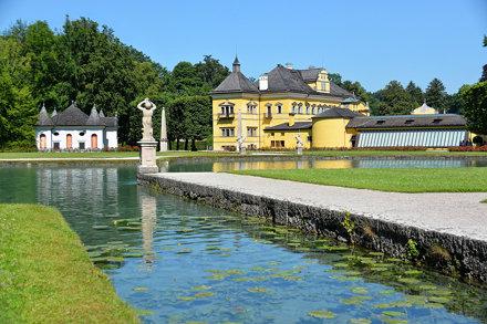 Hellbrunn Schloss - Jardins