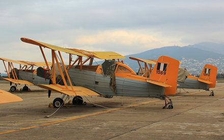 1569 Grumman G.164A Ag Cat Hellenic Air Force