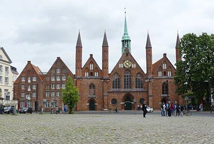 C45 hospice, Lübeck