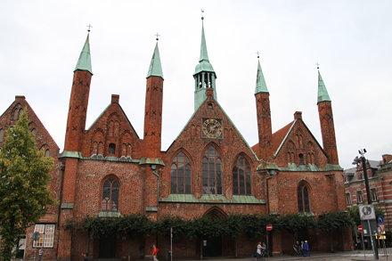 Lübeck am 4.9.2013