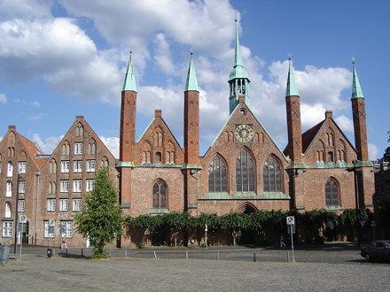 Lübeck: Heiligen-Geist-Hospital