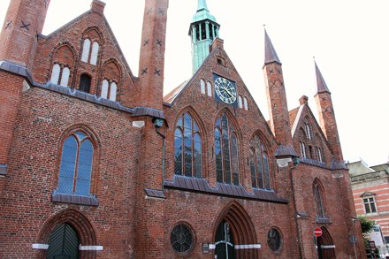 Lübeck - Heiligen-Geist-Hospital