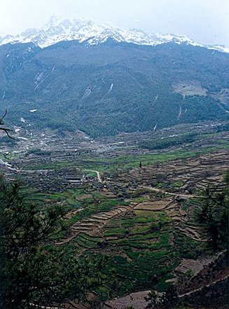 Сино-Тибетские горы