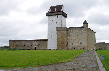 Narva,Hermann castle.