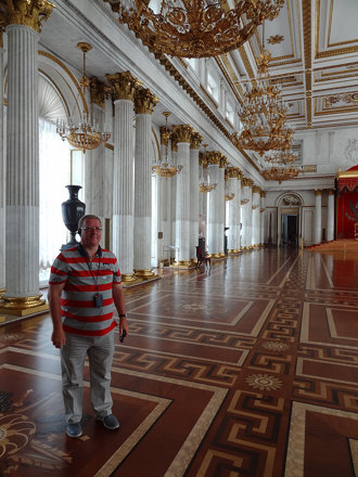 Hermitage Museum_Throne Room