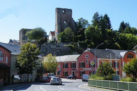 Burg Hesperingen (Luxemburg)