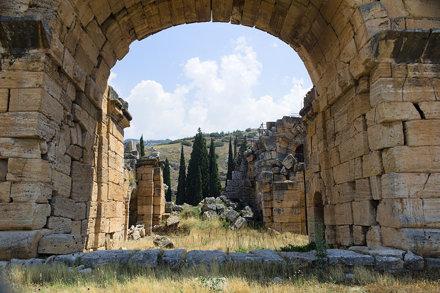 Hierapolis Bath