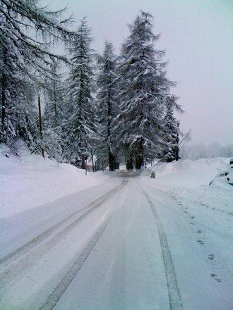 Mitterbergalmzufahrtsstraße