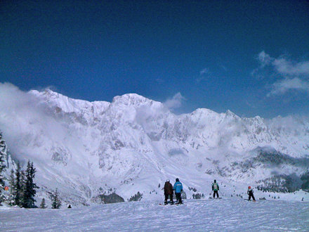 Bergpanorama zwischendurch
