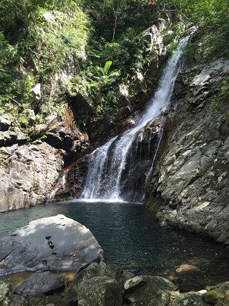 Hiji Waterfall