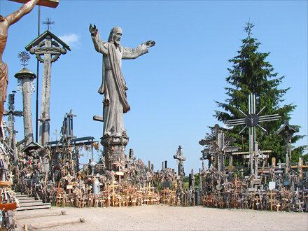 La colline des Croix (Lituanie)
