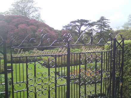 Lady Granville's garden