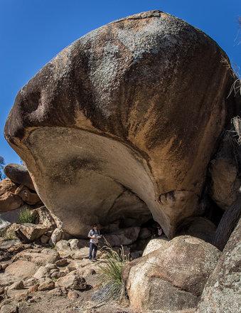 Hippo's Yawn - Wave Rock, Western Australia