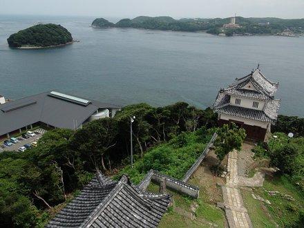 hirado castle | 平戸城