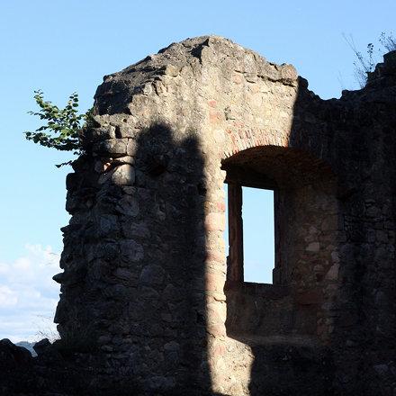 Hochburg ruins V