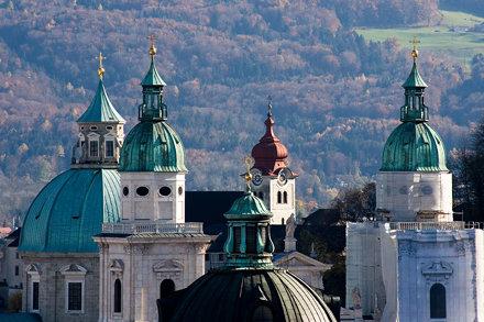 Salzburg domes 2