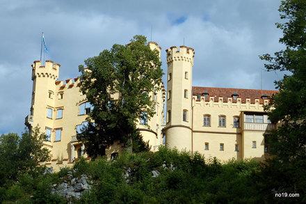Schloss Hohenschwangau - DSC_6850