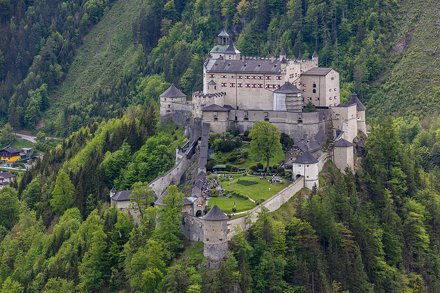 Castle Hohenwerfen