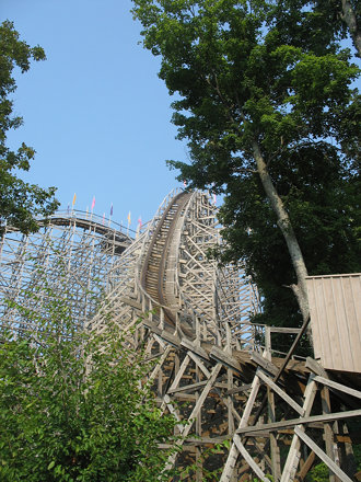 Legend at Holiday World