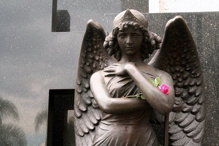 cemetery angel II