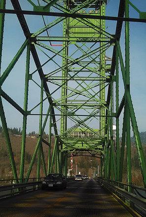 Bridge at Hood River OR