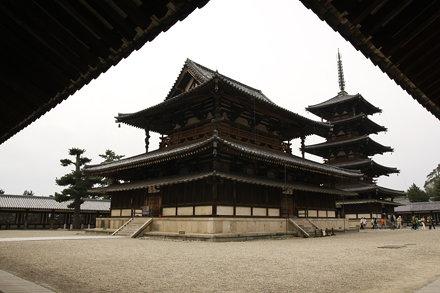 Horyuji_temple