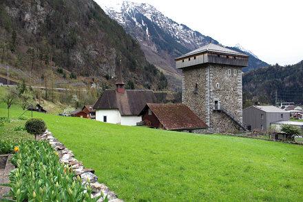 Meierturm bei Dörfli