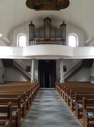Amsteg Kirche
