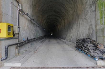 Amsteg - Hydroelectric Power Plant