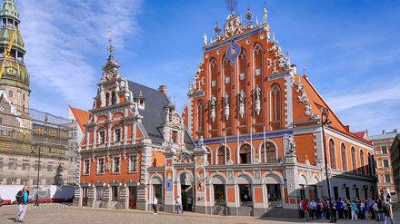 Riga, Rathaus