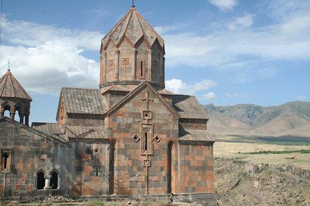 Armenia - Hovhannavank