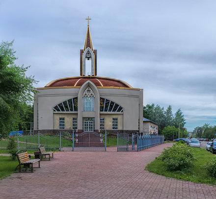 Kemerovo, June