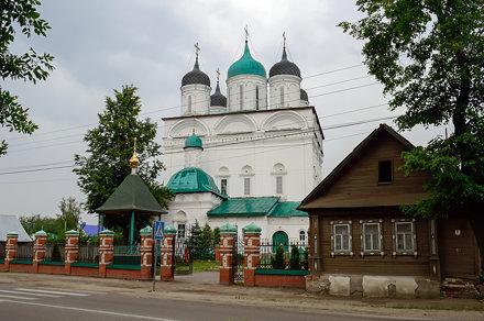 Church of the Nativity, Balakhna, Nizhegorodskaya Oblast, Russia