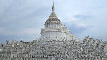 Hsinbyume Pagoda