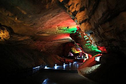 Huang Long Cave