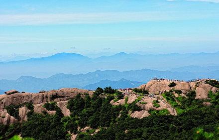 Mt.Huangshan