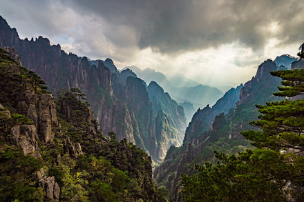 Huangshan - Yellow Mountain