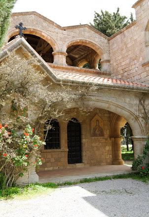 Monastère de Philerimos - Rhodes - Grèce
