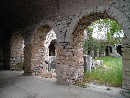 Iasos Museum, Iasos, Turkey
