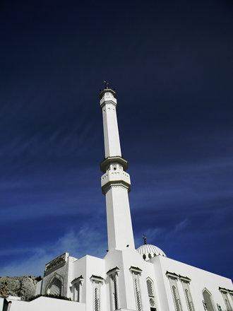 minaret européen le plus au sud