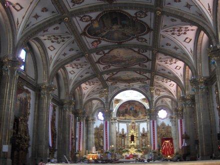 4010 Coyoacan, Iglesia de San Juan Bautista