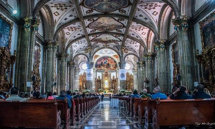 2018 - Mexico City - Parroquia San Juan Bautista